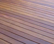 Deck Madera Natural - Cumaru - Messina