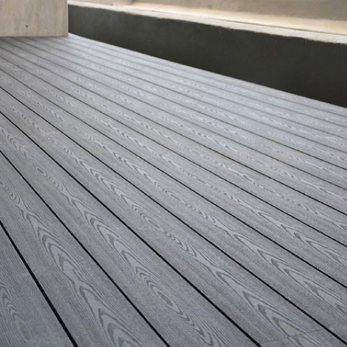 Deck - Absolute Gray (Gris) - Vista Decking