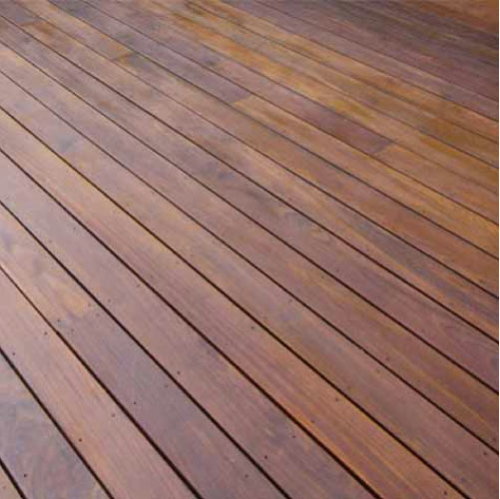 Deck Madera Natural - Ipe