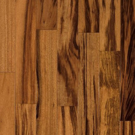 Piso de Madera - Global Exotics - Tigerwood Natural