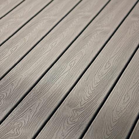 Deck – Transcend – Gravel Path – Trex