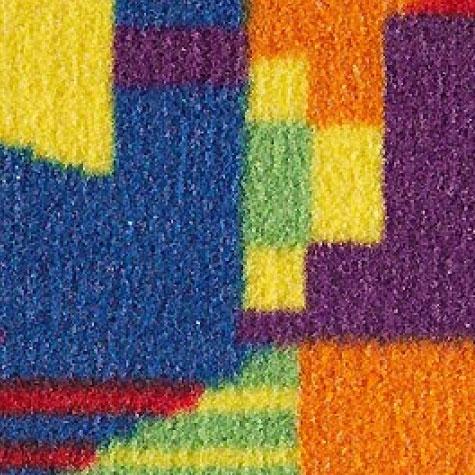 Alfombra - Arcobaleno - Rainbow - Terza